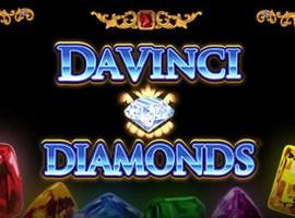 Da Vinci Diamonds- Play the Slot on Your Mobile