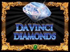 Da Vinci Diamonds – Find Classic Symbols In the Slot Game