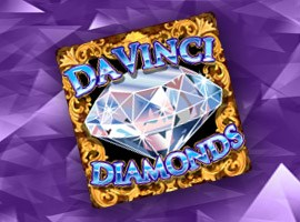 Da Vinci Diamonds – Play the IGT Slot and Win More