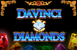 Spend the Greatest Time Punting in Davinci Diamond Slots Online Free Game