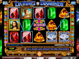 Internet Casino Characteristics and Edges for Davinci Diamond Slots Games for Mac Buffs
