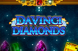 Rates for Wagering of Davinci Diamond Slot real money