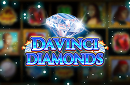 Davinci Diamond Slot no download no registration as a Good Choice to Revel in Gambling without any Fiscal Threat